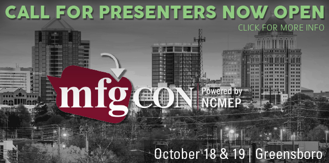 mfgCON 2016 Call for Speakers is Closed