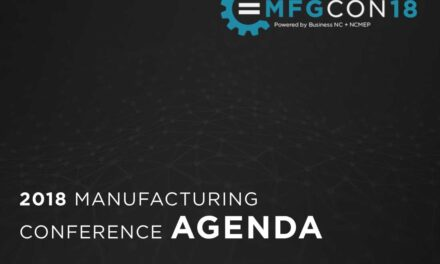 MFGCON18 Agenda Announced