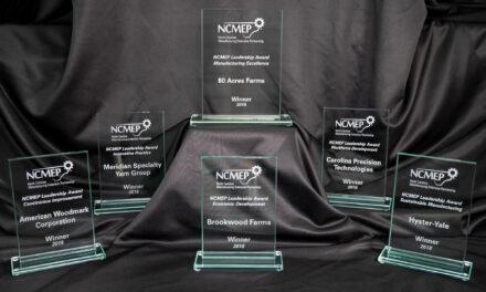 NCMEP Recognizes Manufacturing Leadership