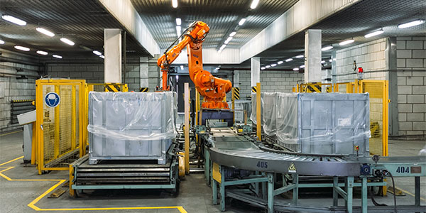 A Few Good Robots—4 Types of Robots Every Manufacturer Should Know