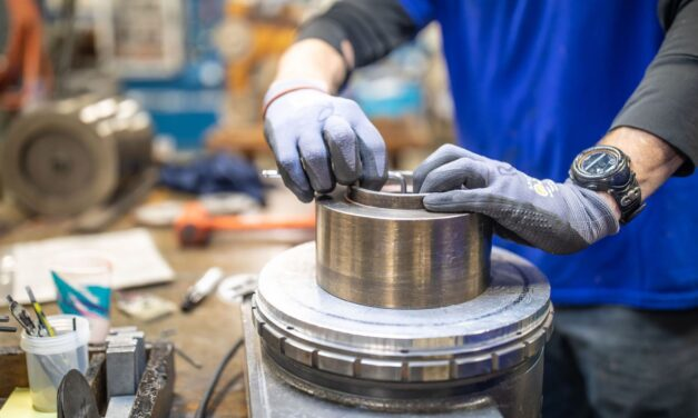 Manufacturing Firm Powers Success Through NCMEP Collaboration