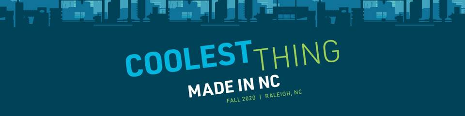 NCMEP is a Proud Supporter of Coolest Things Made in NC