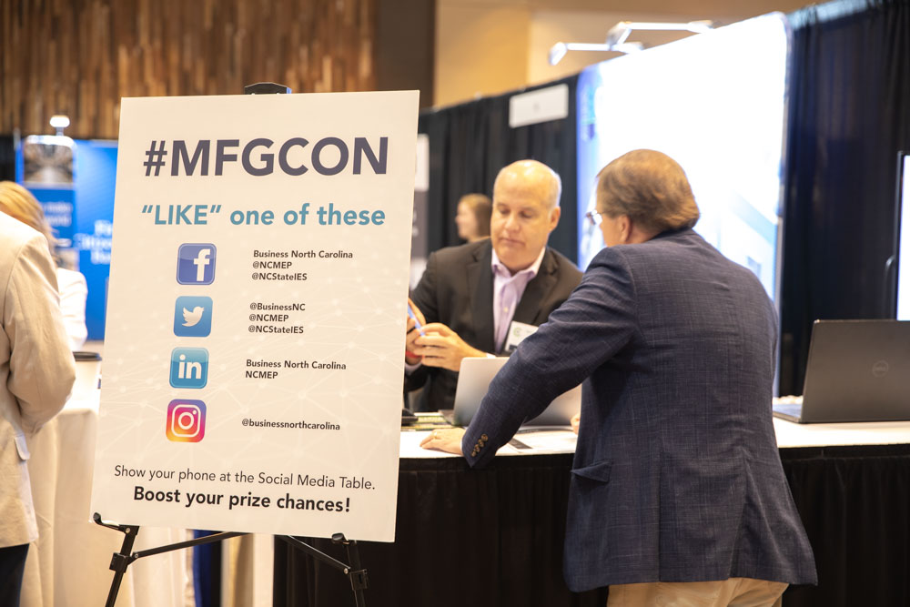 mfgCON19 Day One #1 Photo