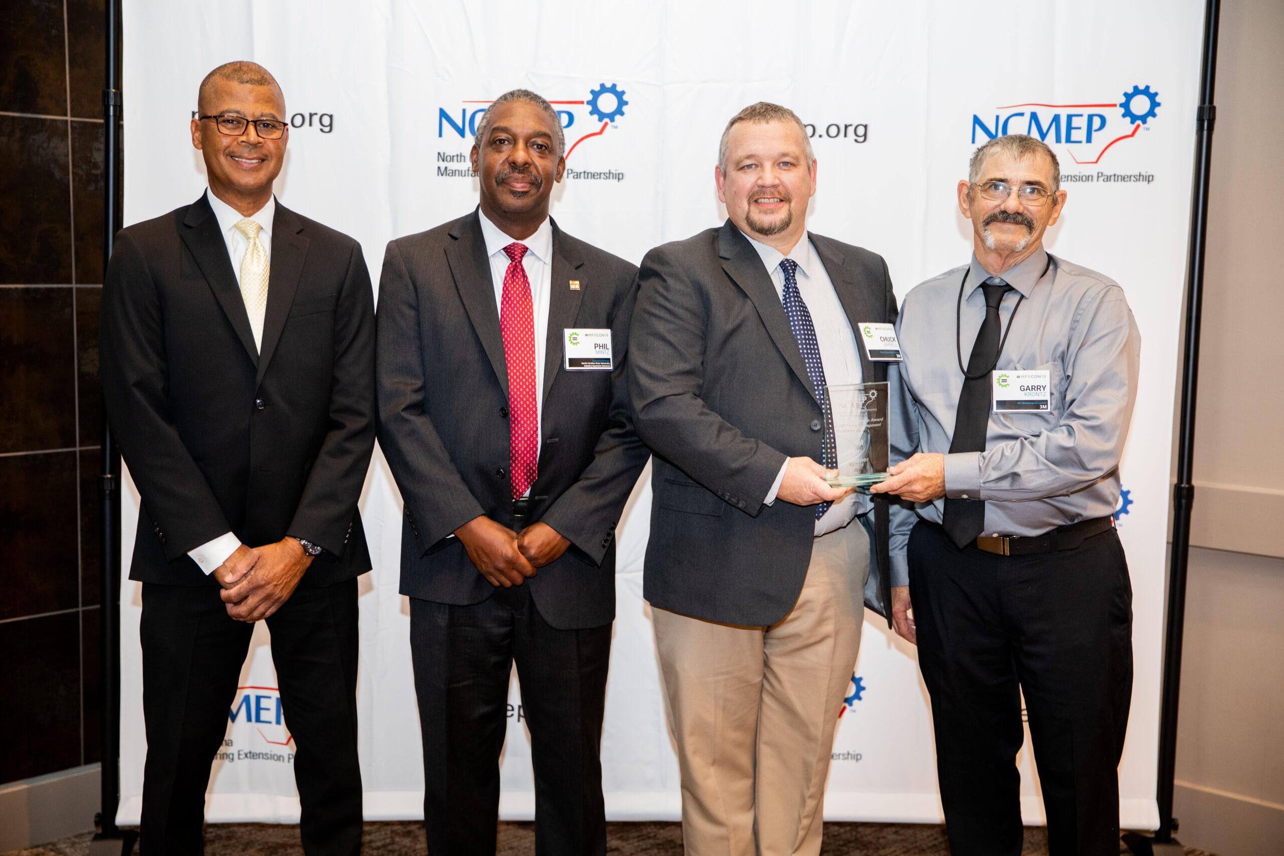 mfgCON19_Award-Winners-3M Photo