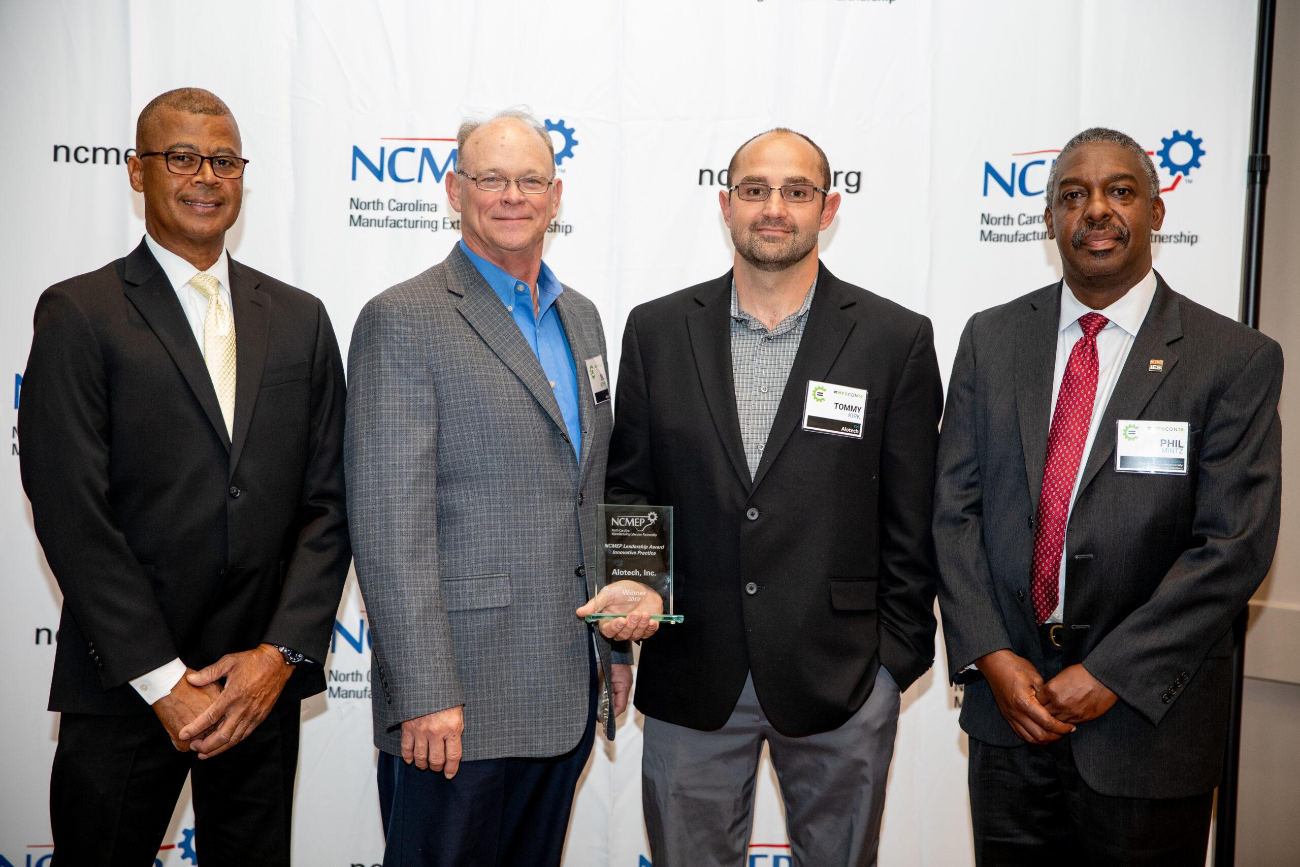 mfgCON19_Award-Winners-Alotech Inc Photo