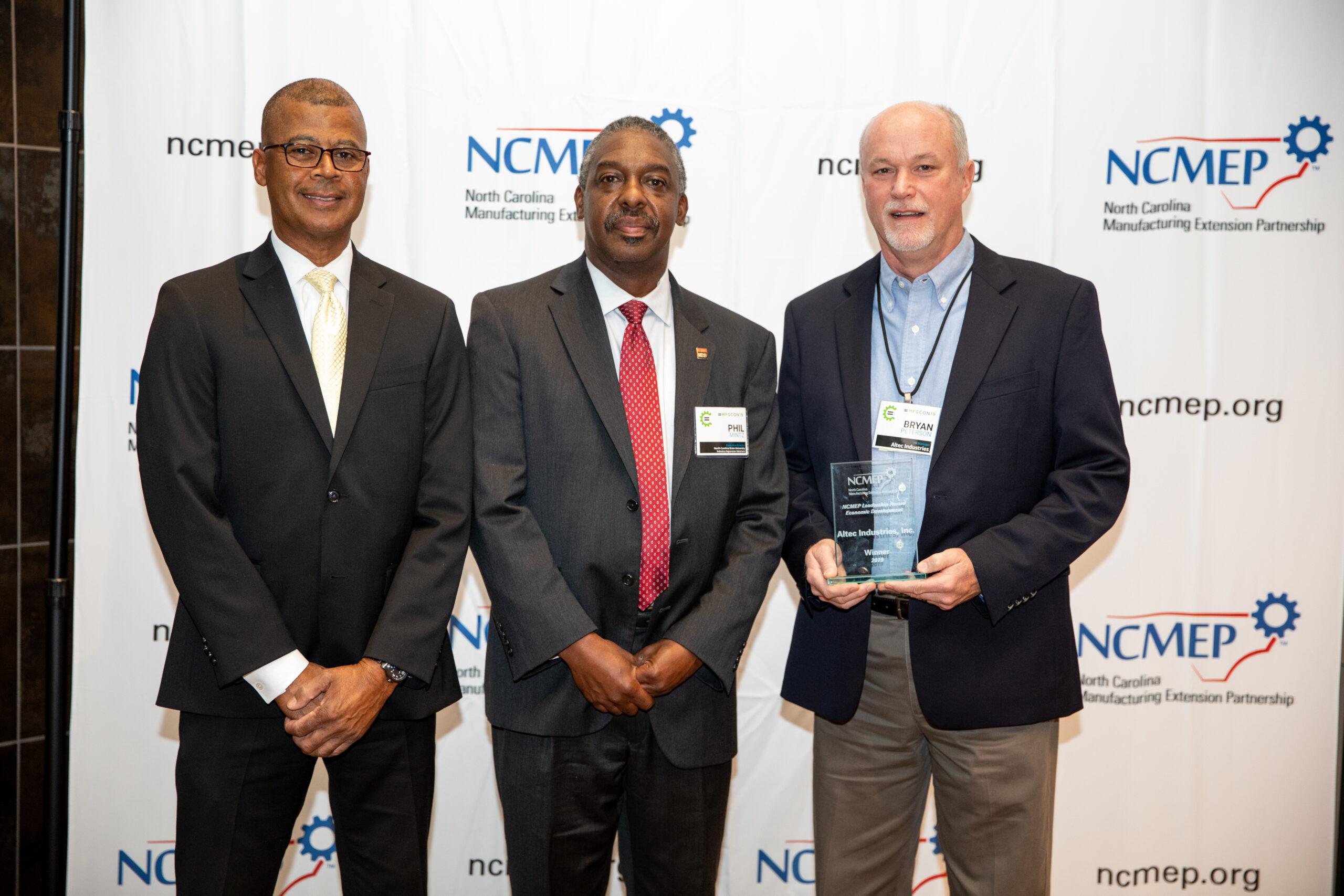 mfgCON19_Award-Winners-Altec Industries Inc Photo