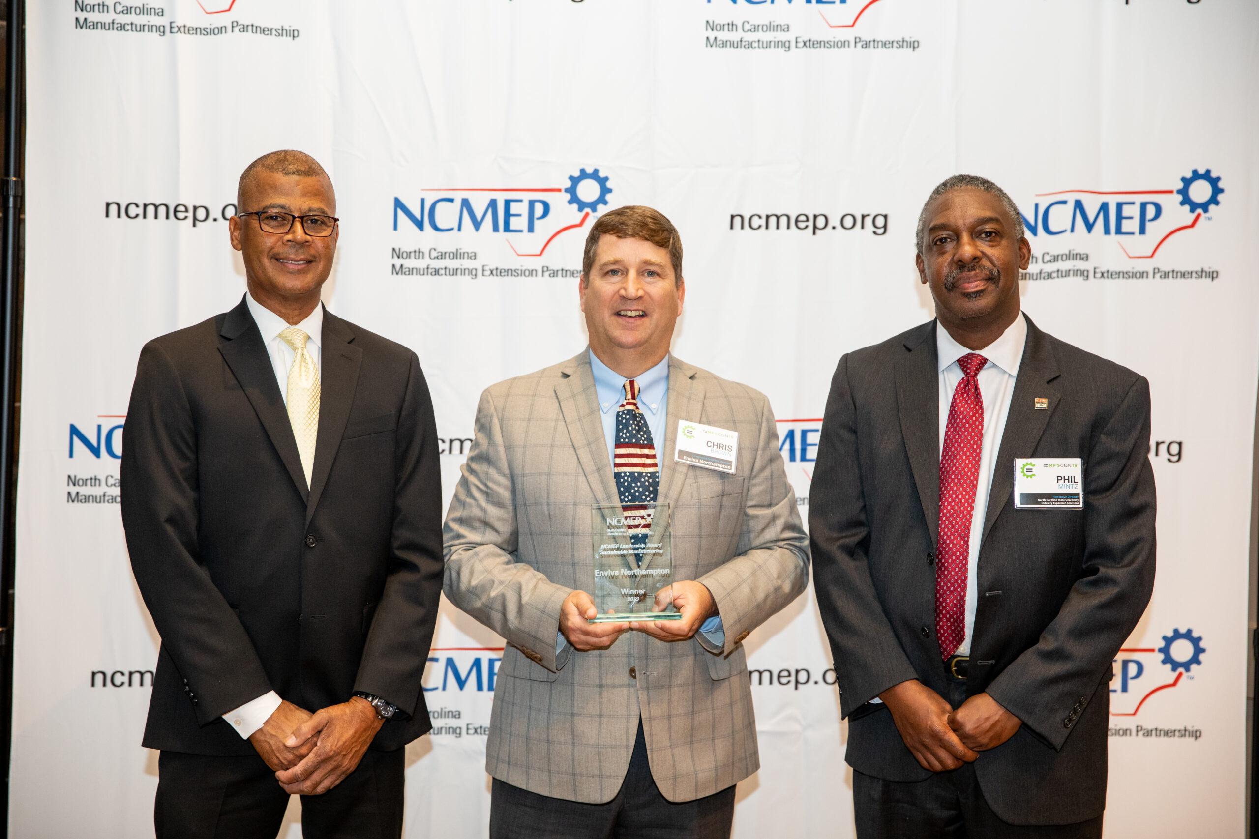 mfgCON19_Award-Winners-Enviva Northampton Photo