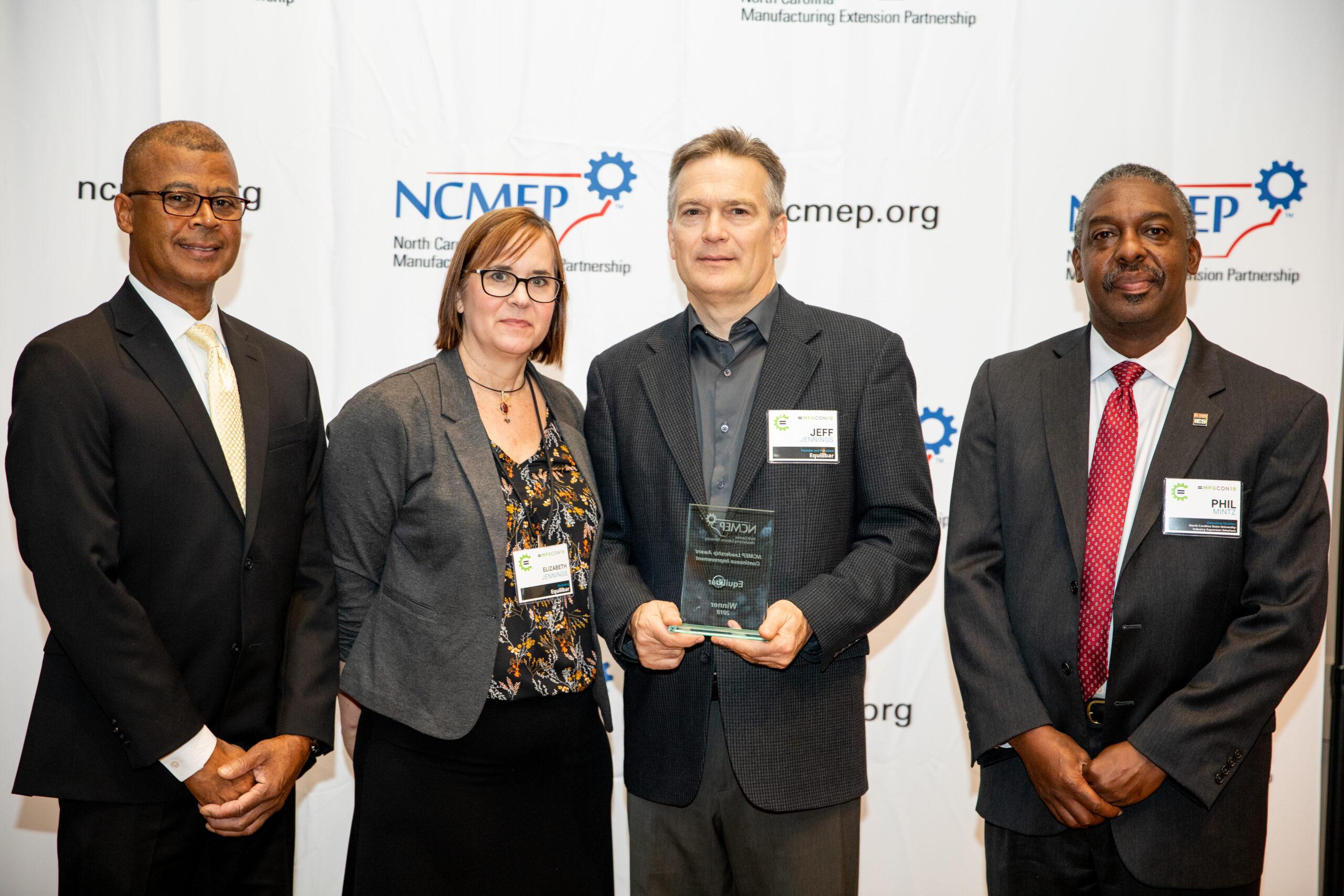 mfgCON19_Award-Winners-Equilibar Photo