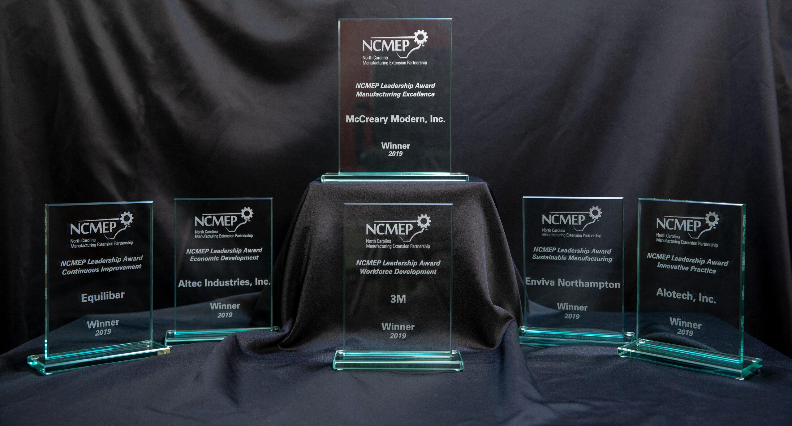 MFGCON19 NCMEP Awards Photo
