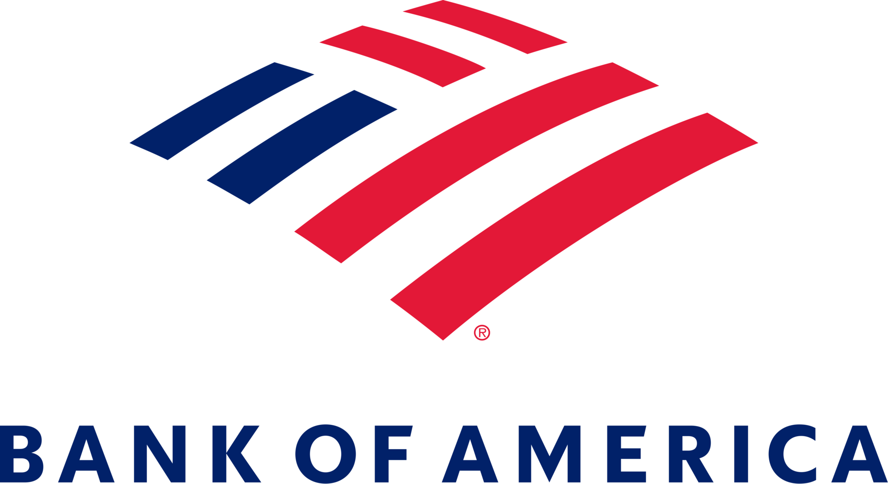 2021 MFGCON Presenting Sponsor - Bank of America Logo