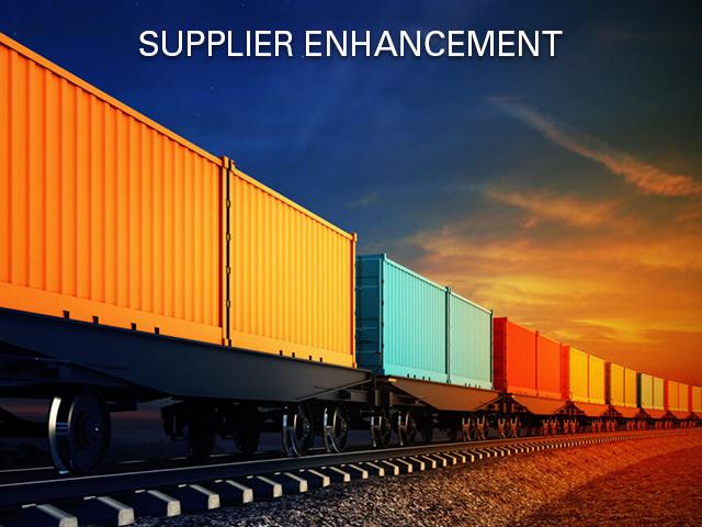 Supplier Enhancement