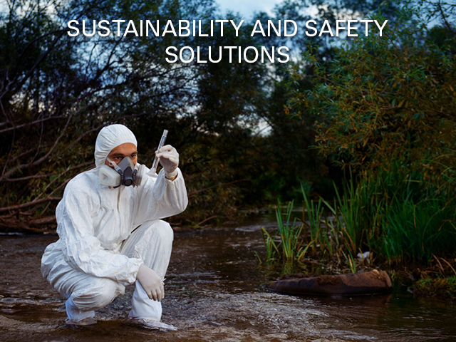 Sustainability and Safety Solutions