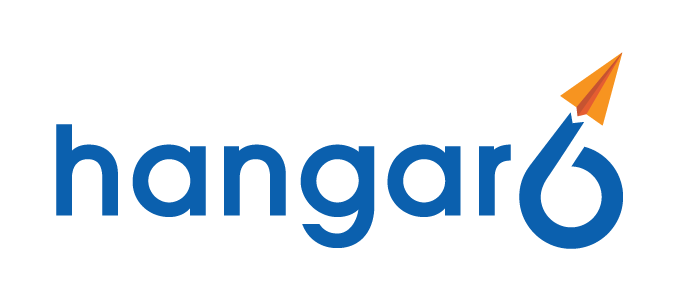 Hangar6 Logo - 2021