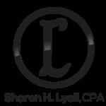 MFGCON21 Gold Level Sponsor - Sharon H. Lyall, CPA Logo