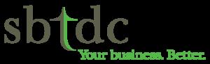 MFGCON21 Gold Sponsor - SBTDC Logo