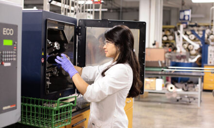 E-23: Textiles Continues to Evolve as a Powerful NC Industry