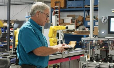 Made in Sanford | Companies Turn to Mertek's Robots for Efficient Manufacturing